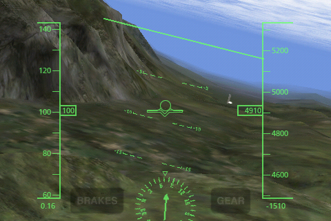 Screenshot X-Plane 9
